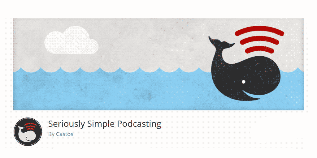 Seriously Simple Podcasting WordPresss